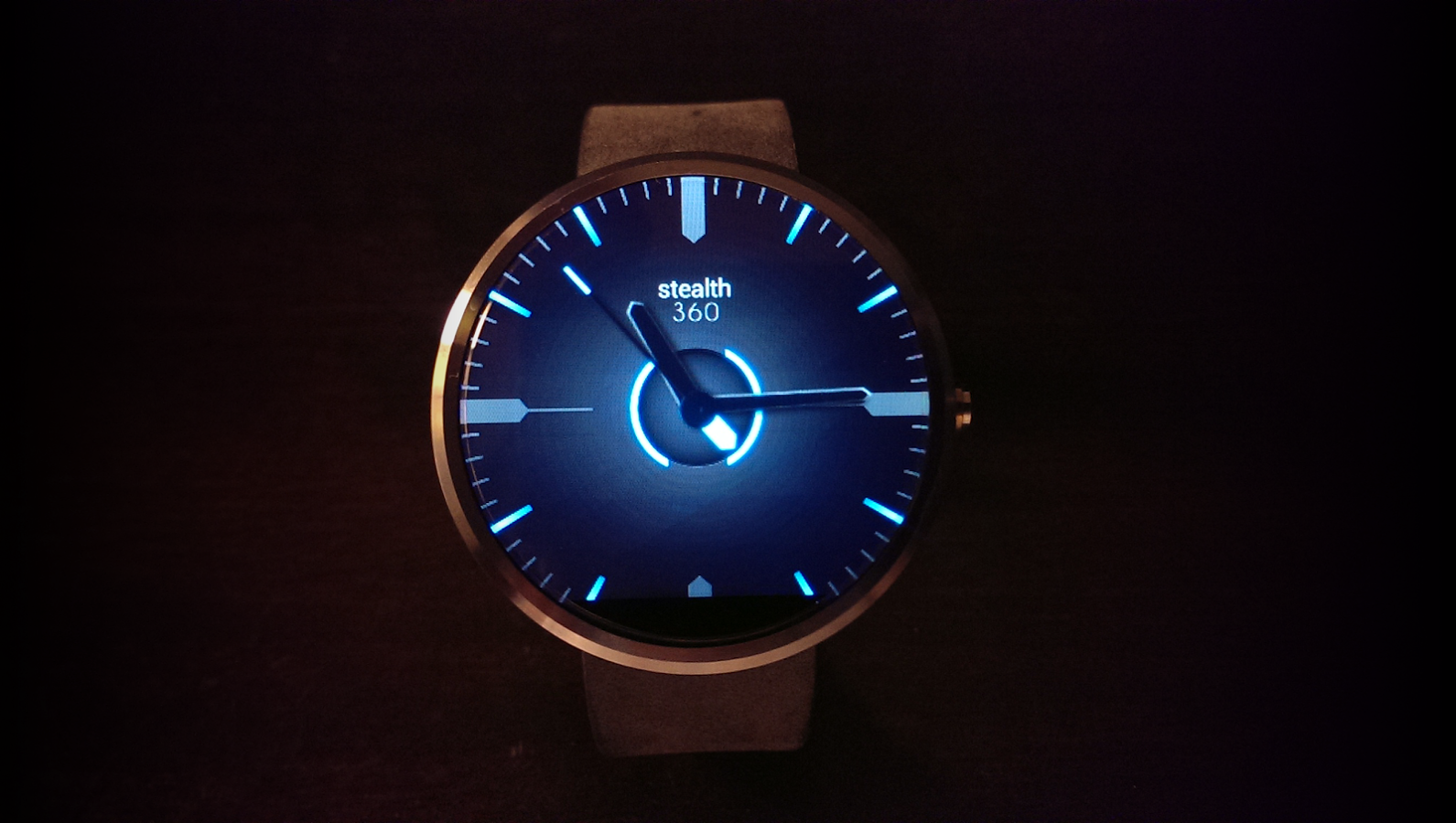 Designer android wear watchface - Unnamed