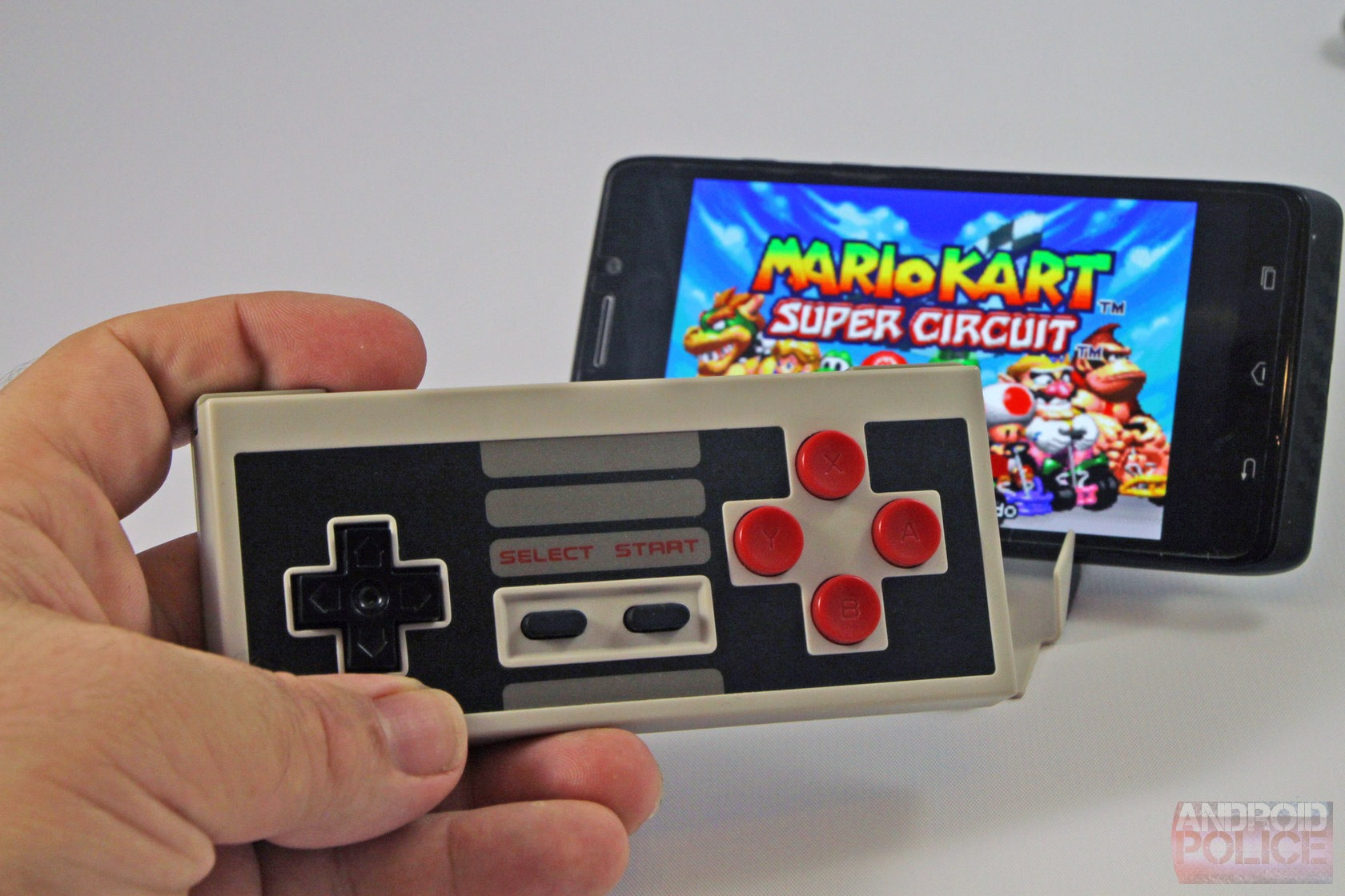 8BitDo NES30 Bluetooth Controller Review Everything Old