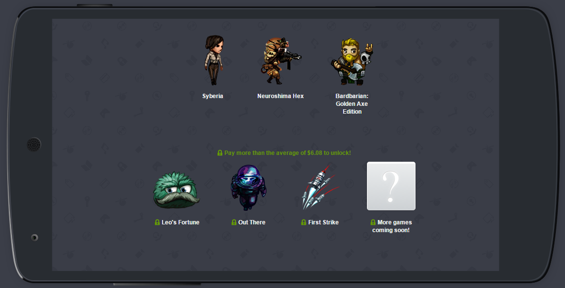 New Humble Mobile Bundle 9 Includes Leo's Fortune, Out ...