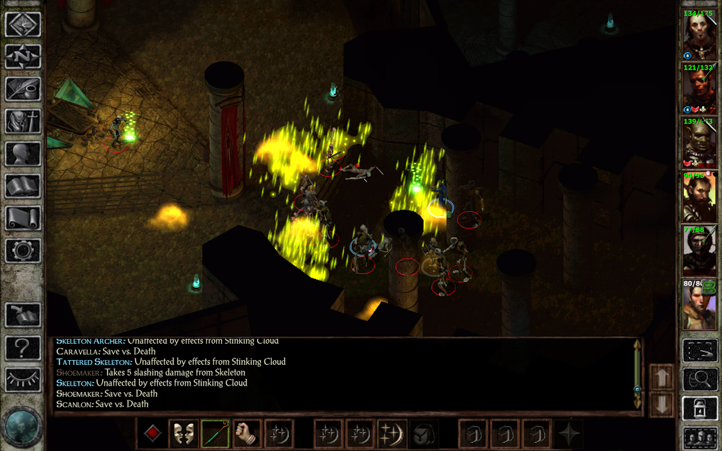Classic pc rpg icewind dale begins questing on android, nerds of a certain age squeal with joy