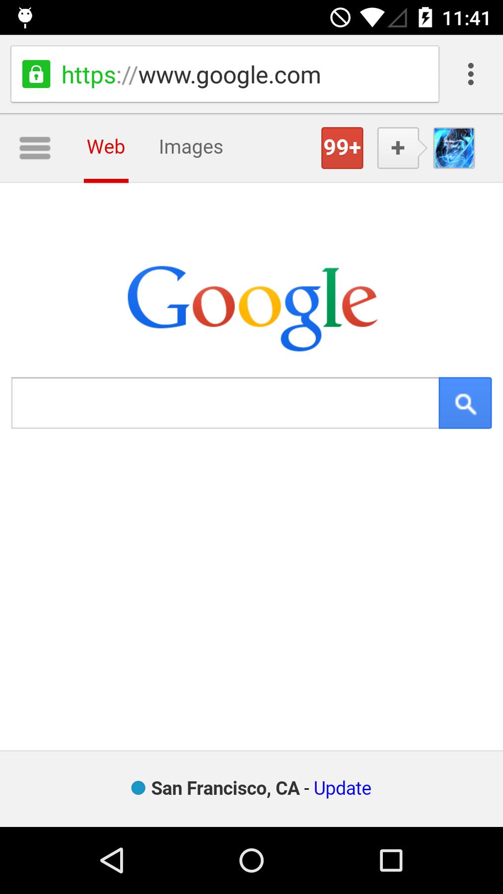pdf new tab google chrome