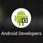 AndroidDevelopers-plus-background