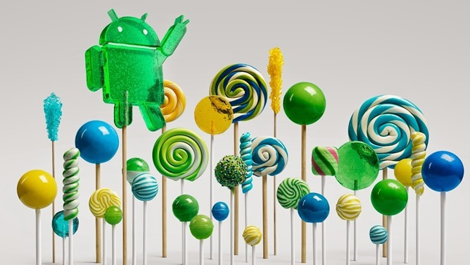 nexus2cee_Lollipop-Forest