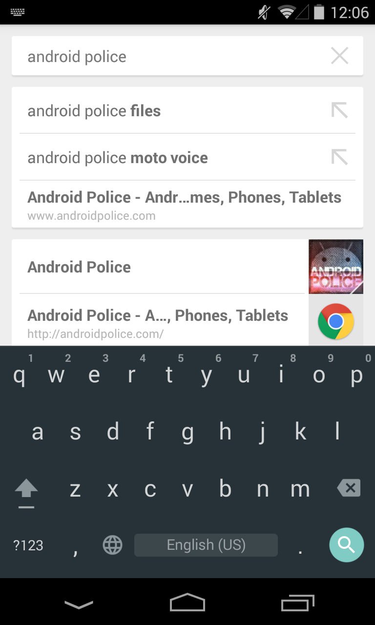 Install Google Keyboard 4.0 From The Android 5.0 Lollipop ...