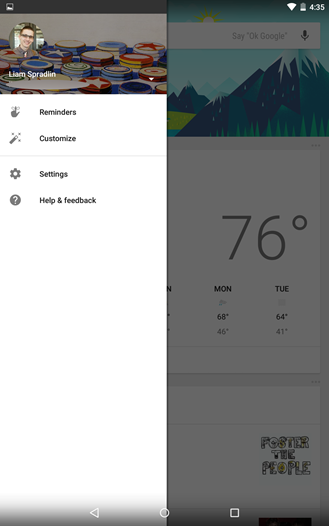 A Quick Look At Google Search 4.0 On The Android 5.0 Lollipop Developer Preview [APK Download/Instructions]