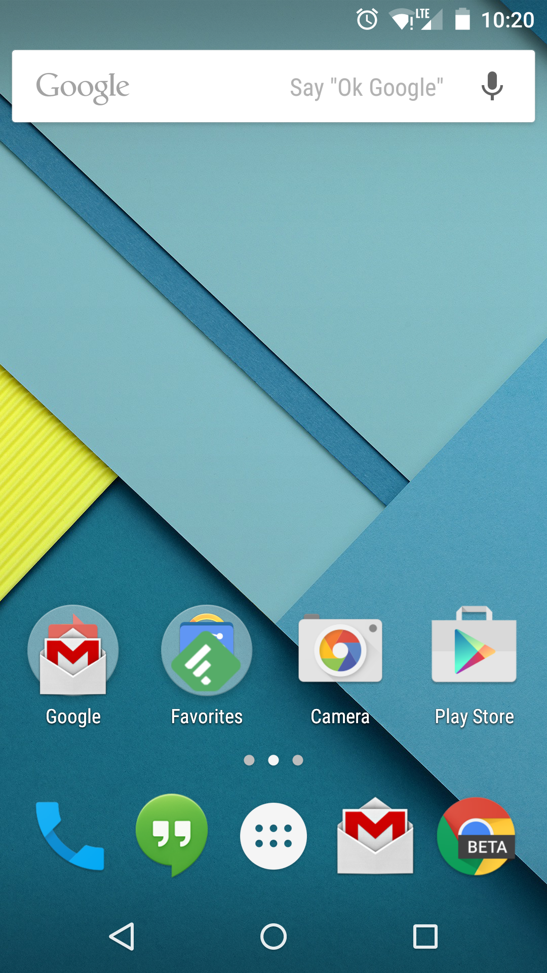 Lollipop Feature Spotlight] Android Now Defaults To Mobile