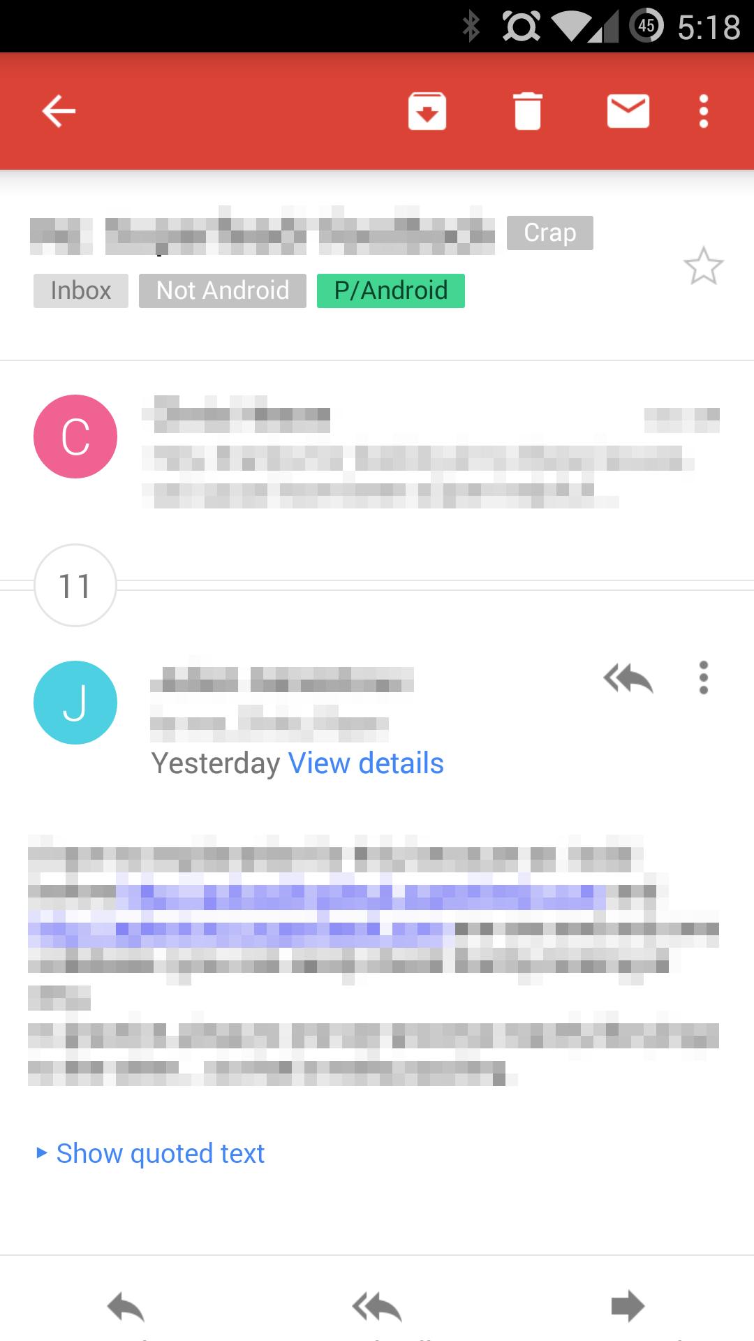 Gmail theme not showing - Screenshot_2014 10 31 17 18 11