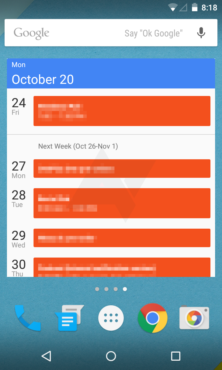 Google calendar android widget download - 1towatch com