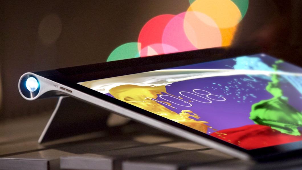 Lenovo yoga tablet 2 pro projector resolution