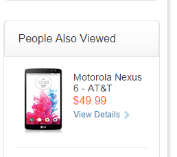Nexus 6 on contract AT&T