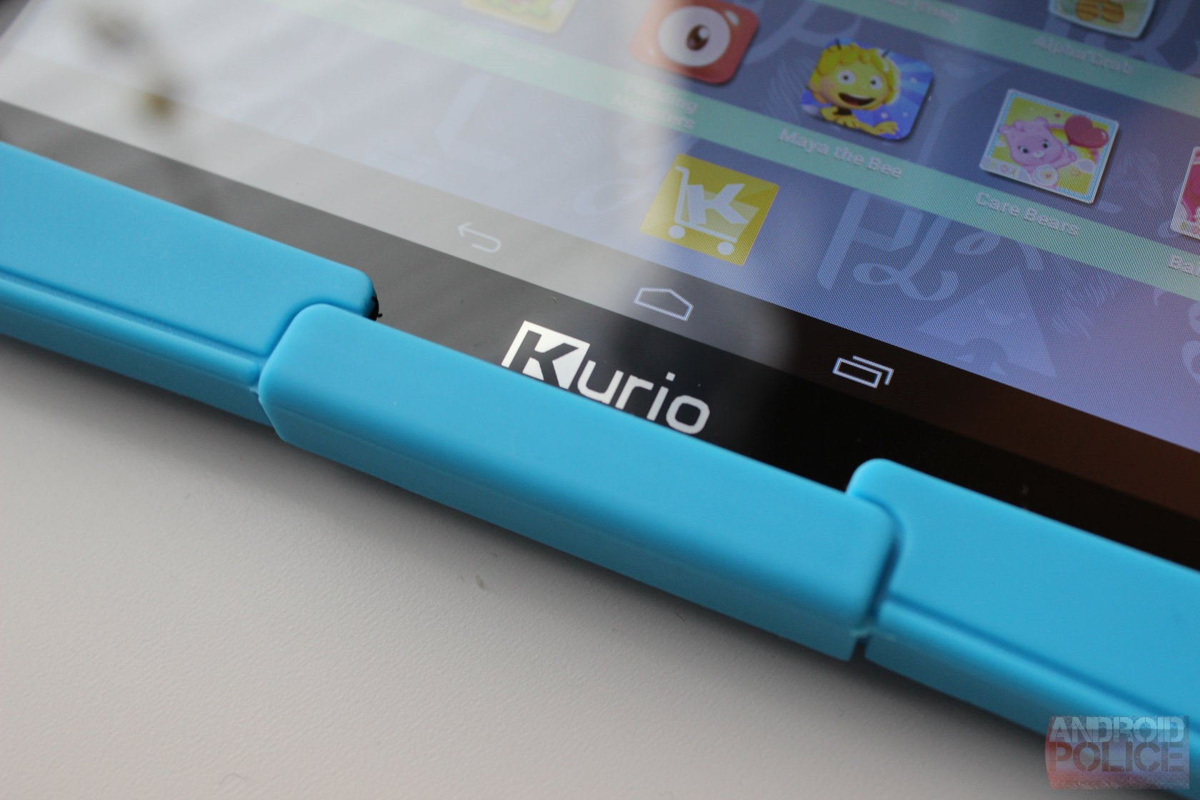 Kurio xtreme kids tablet lightning review a good interface