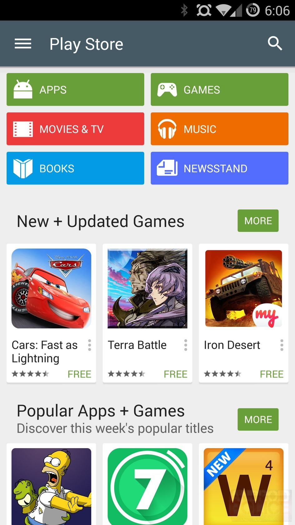 apk play store android 5.0