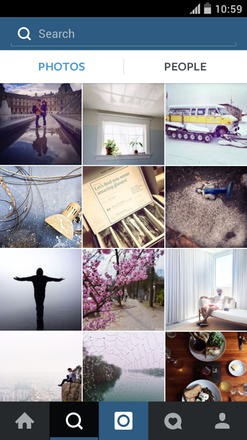 Instagram App Updated To v6.10 With New Explore Section And Caption Editing