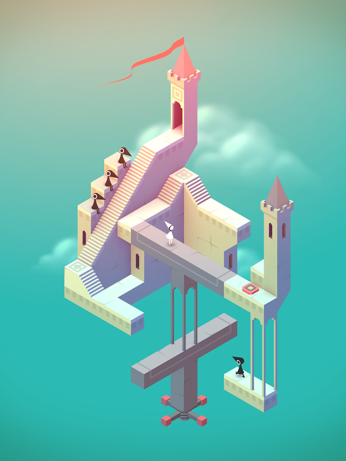 Monument Valley 'Forgotten Shores' Expansion Now Available In The Play Store