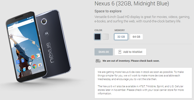 2014-11-04 17_06_56-Nexus 6 (32GB, Midnight Blue) - Devices on Google Play