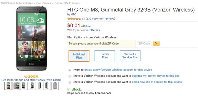 2014-11-24 04_07_54-Amazon.com_ HTC One M8, Gunmetal Grey 32GB (Verizon Wireless)_ Cell Phones & Acc