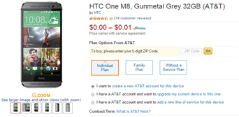 2014-11-24 04_14_18-Amazon.com_ HTC One M8, Gunmetal Grey 32GB (AT&T)_ Cell Phones & Accessories