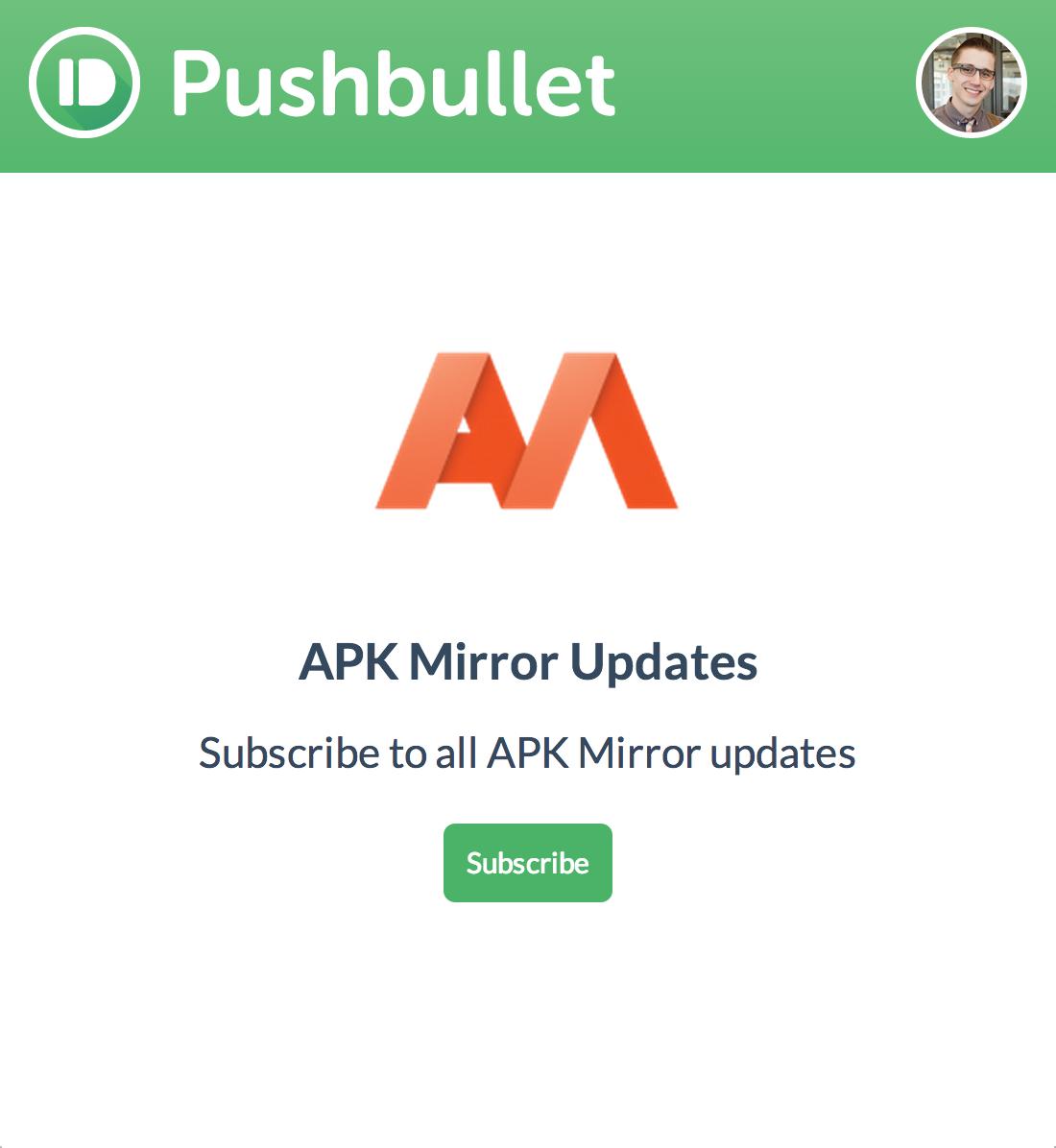 latest apk mirror app