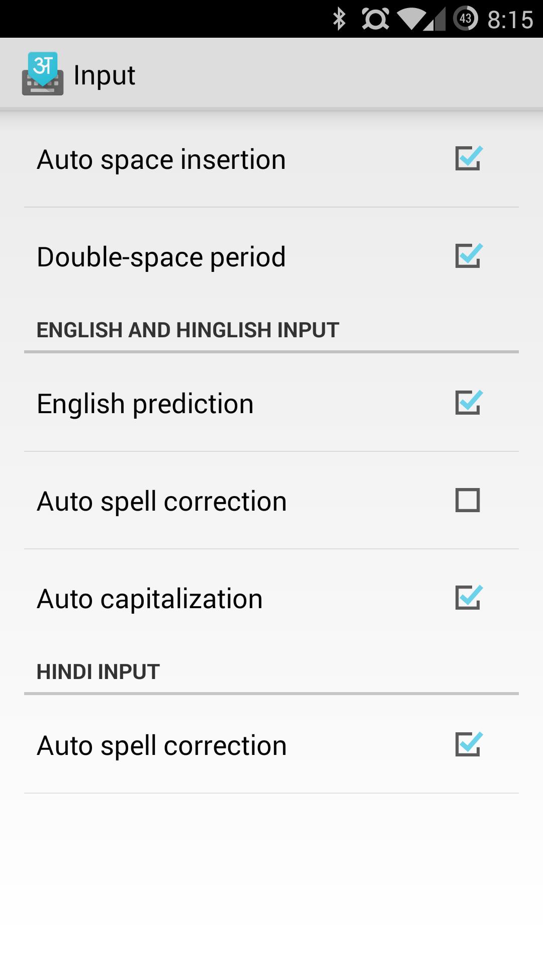New Option 2015 For Acrylic Nails Style: Google's Hindi, Japanese, Korean, Pinyin, And Zhuyin Input