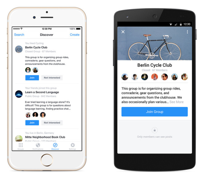 Facebook Goes Back To Basics, Releases Dedicated App For Groups