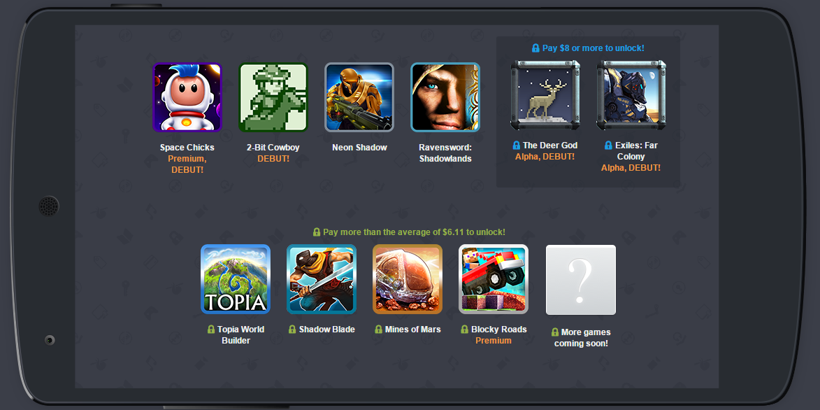 Crescent Moon Humble Bundle Offers Up To Ten Games For A ...