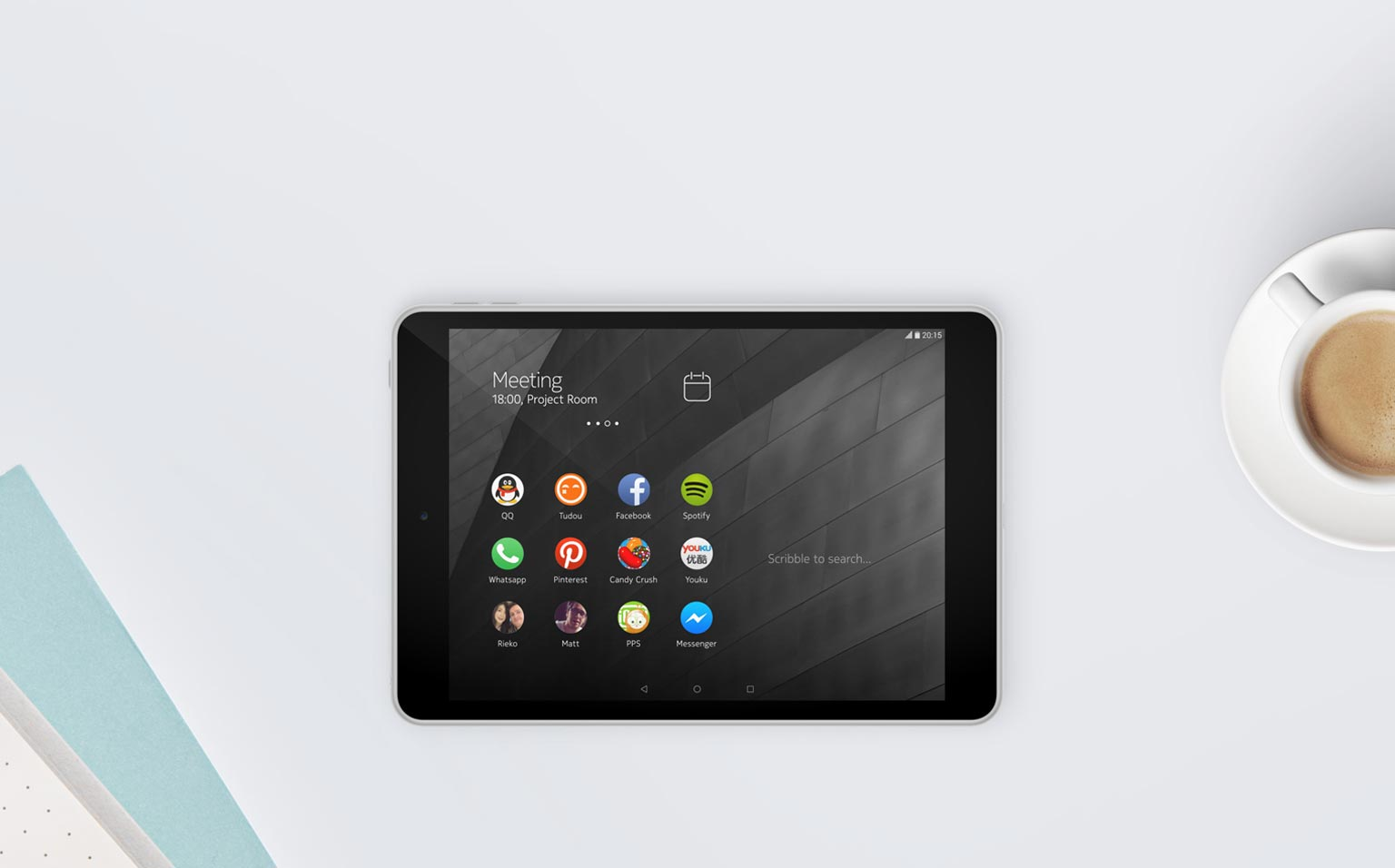 [Update: Ships With Google Apps] Nokia Announces N1 Tablet ...