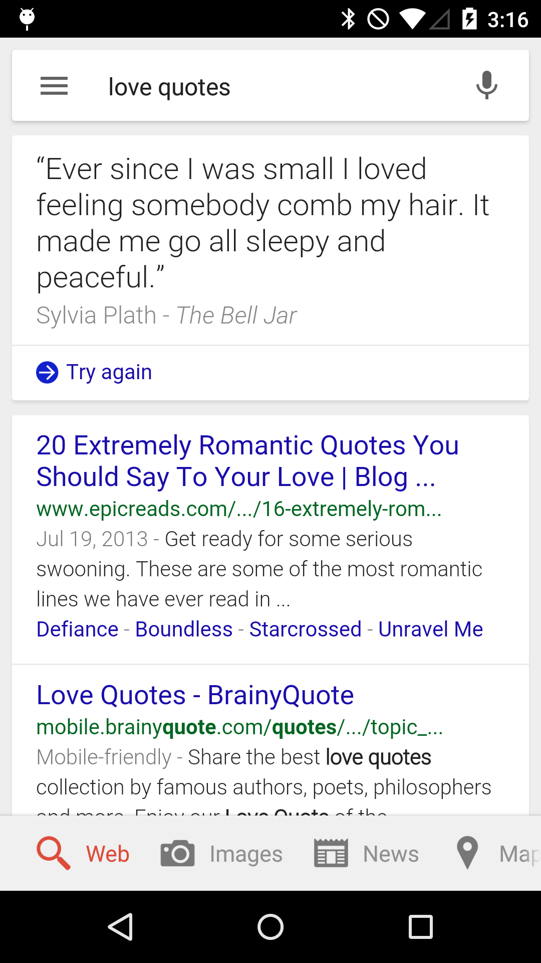 ok google love quote 4