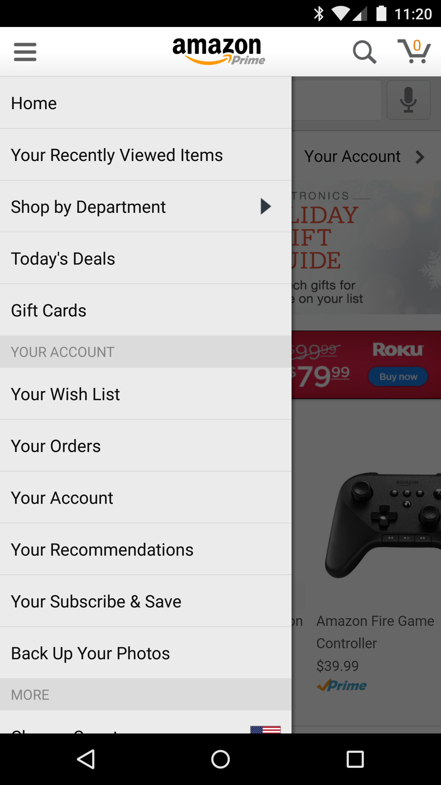 Amazon Pictures App