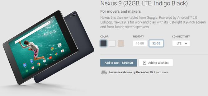 2014-12-12 12_54_13-Nexus 9 (32GB, LTE, Indigo Black) - Devices on Google Play
