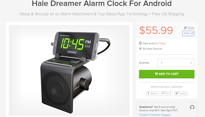 2014-12-15 03_16_34-Hale Dreamer Alarm Clock For Android _ StackSocial