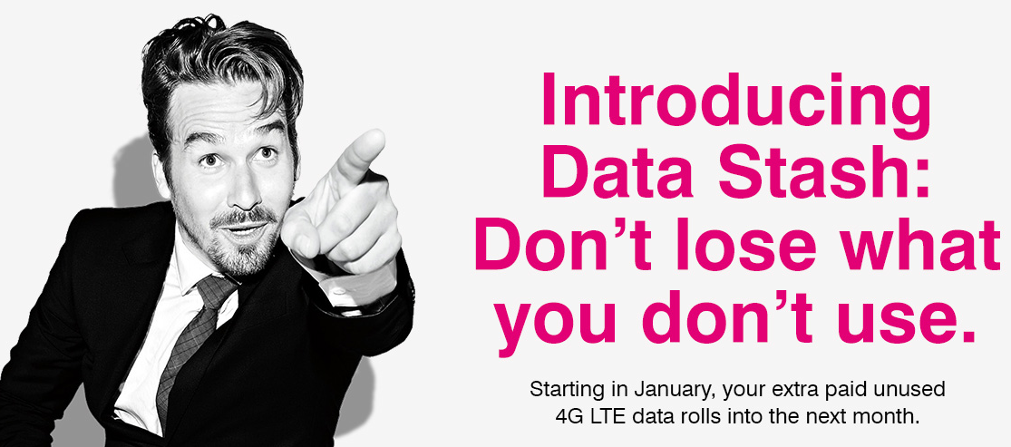 T-Mobile Un-Carrier 8.0 Adds Data Rollover For All Simple Choice ...