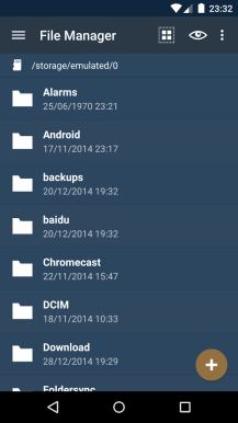 Lollipop opens up app access to microSD storage