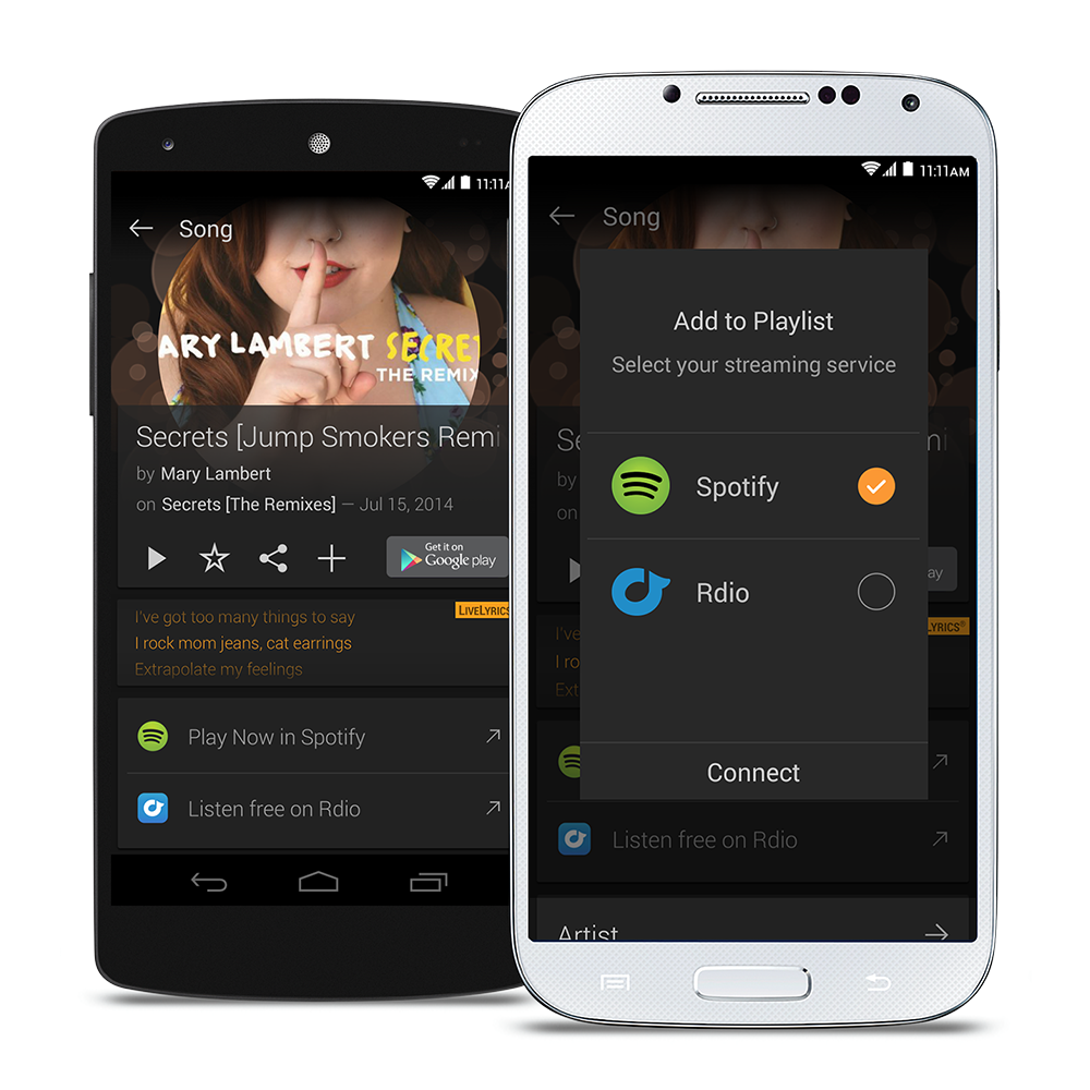 SoundHound Update Includes Option To Automatically Add