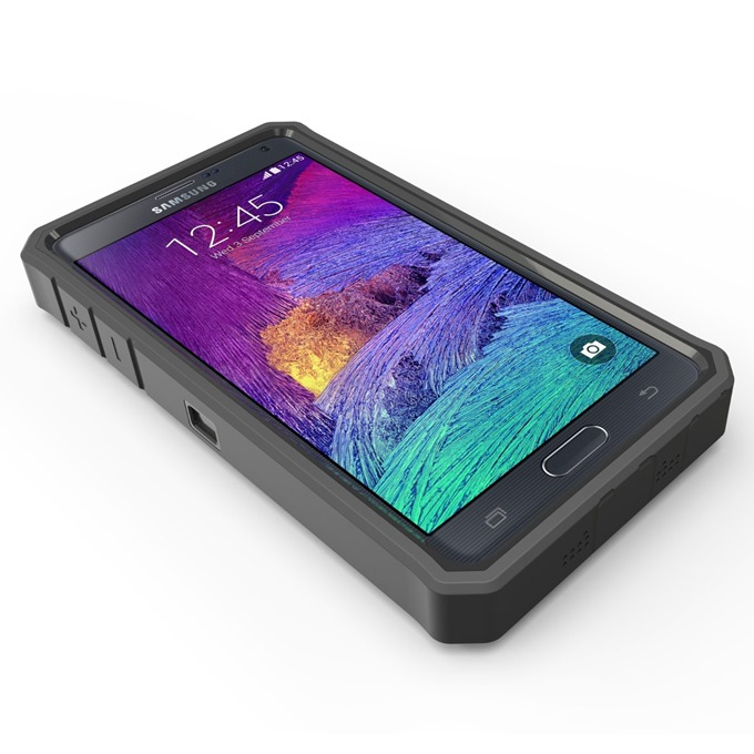 outlet store fa2f6 b0aad ZeroLemon's 10,000mAh Extended Battery Will Turn Your Galaxy Note 4 ...