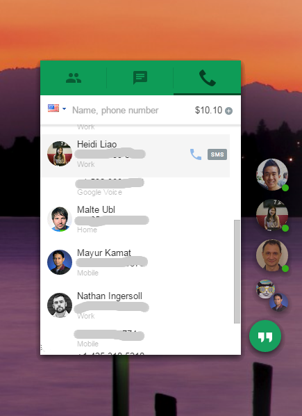 [Update: Dialer] The New Hangouts App For Chrome Now Works ...