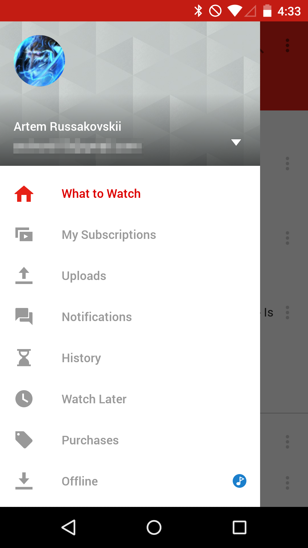 menu button apk full version