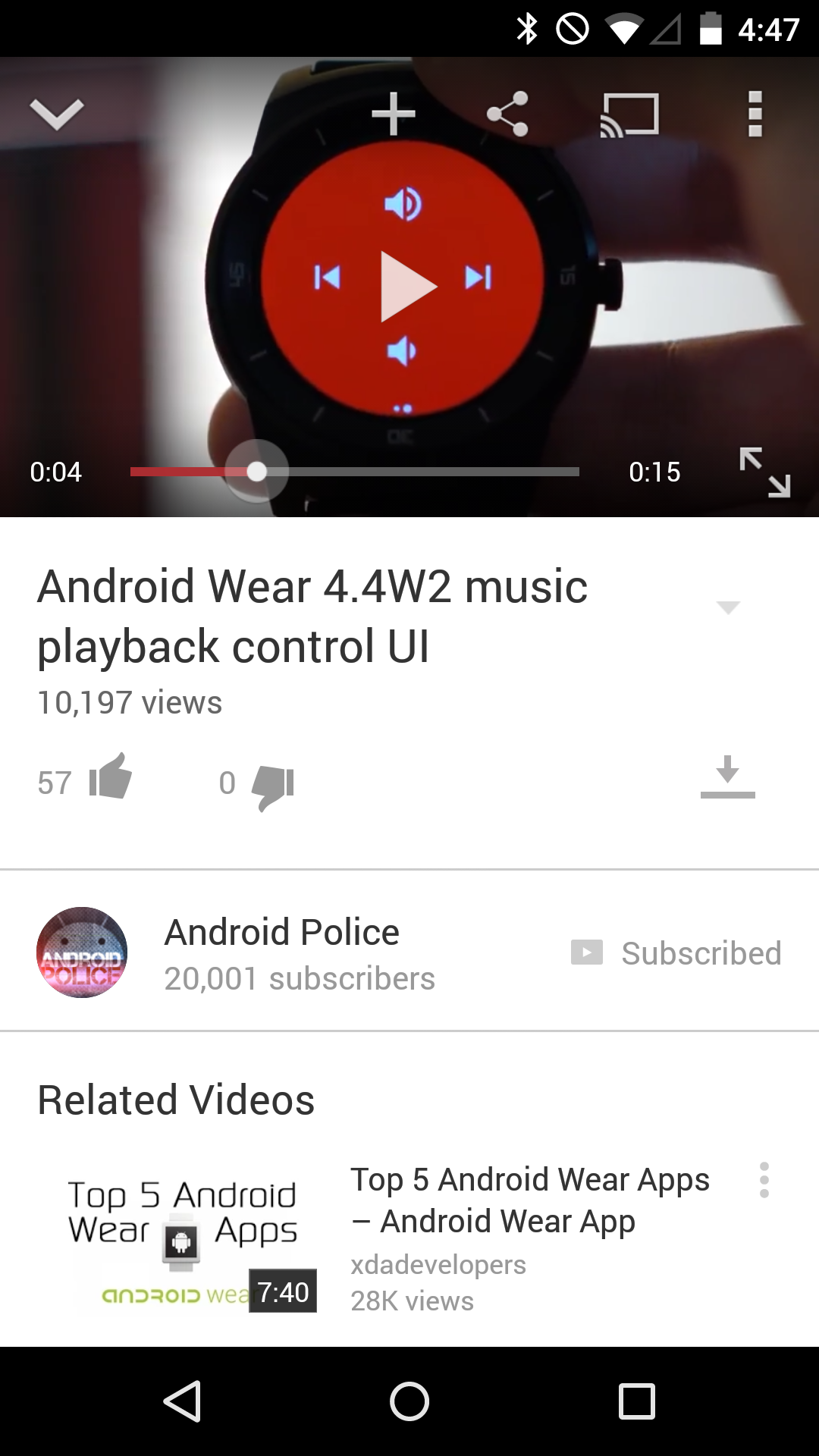 YouTube Gets Updated With Material Design [APK Download]