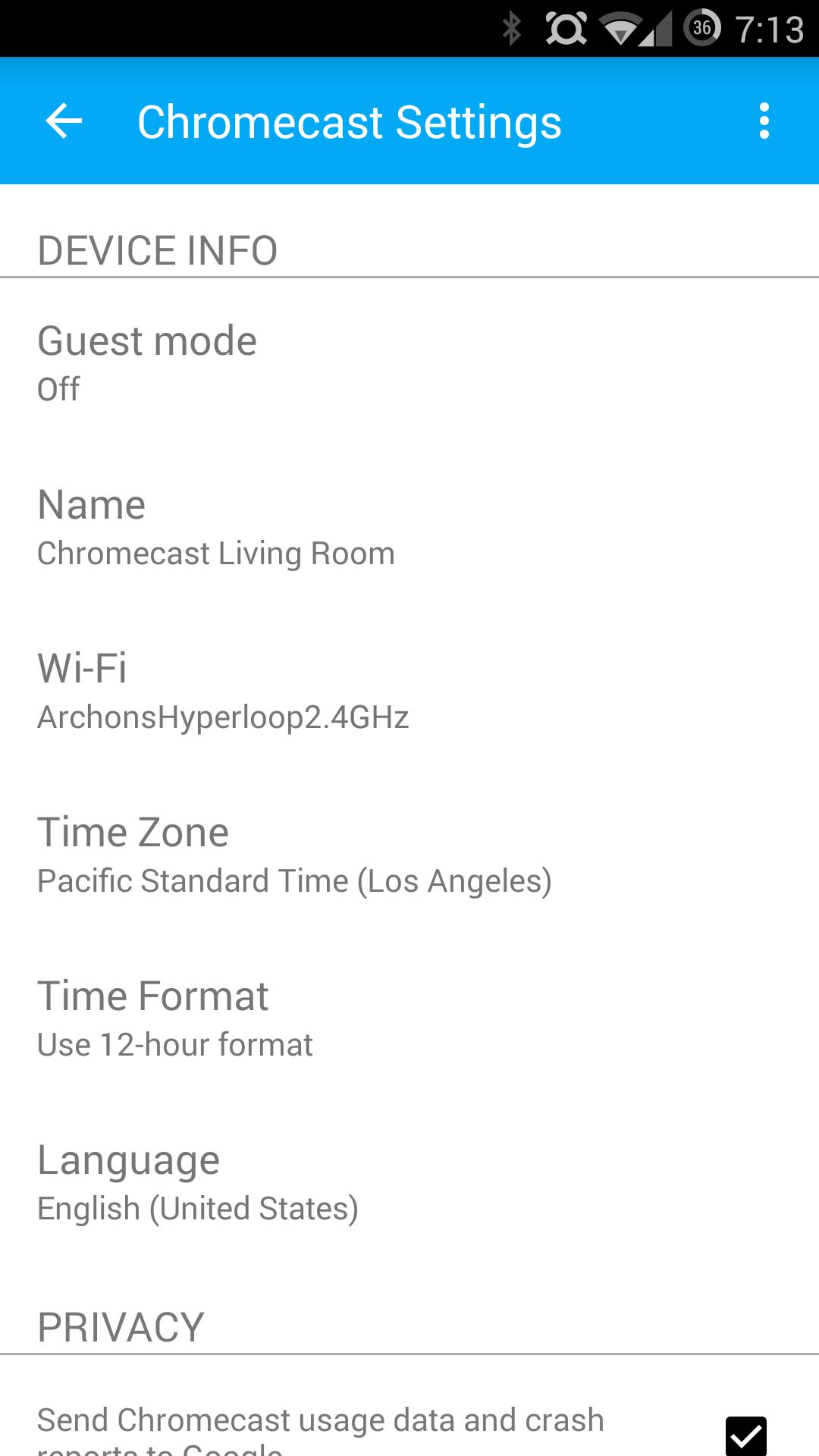 Chromecast App Now Has Working Guest Mode
