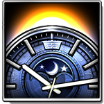 celestial-3d-watch-face-icon