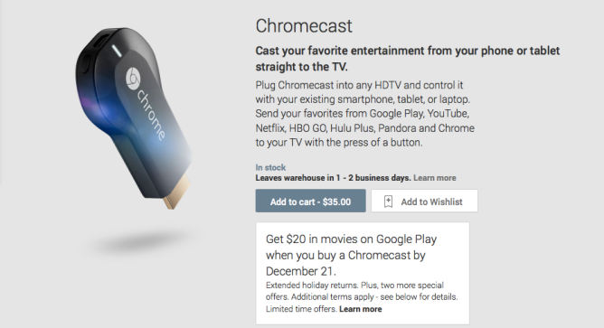chromecastplaycredit