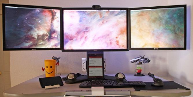 desk wide