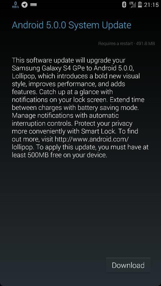 galaxy s4 google edition camera