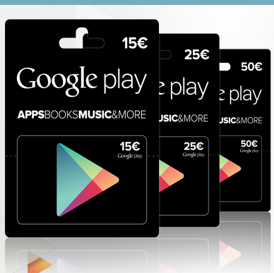 Google Play Store Gift Cards Are Finally Available In Belgium