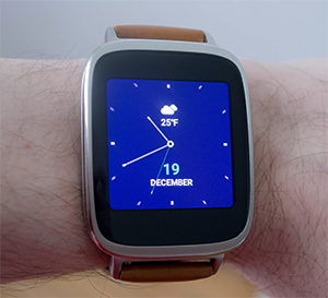 Asus ZenWatch Review: The Best Value Of Any Android Wear Device So Far