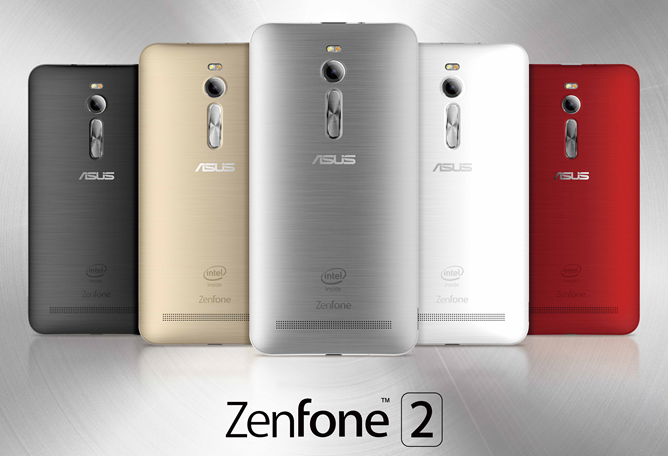 ASUS Rocks CES With The Low Price High Spec ZenFone 2