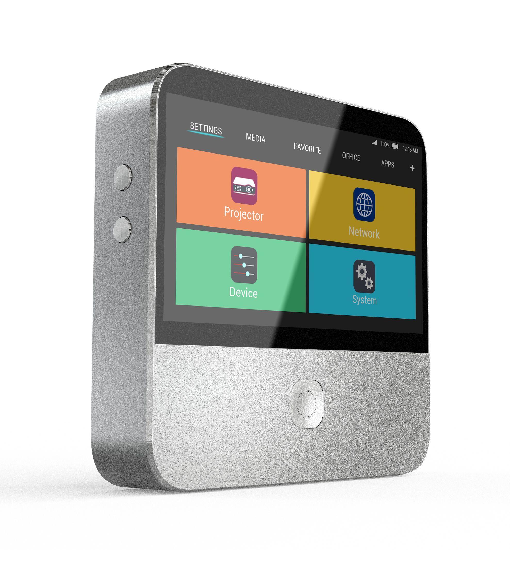 zte spro 2 smart projector from zip