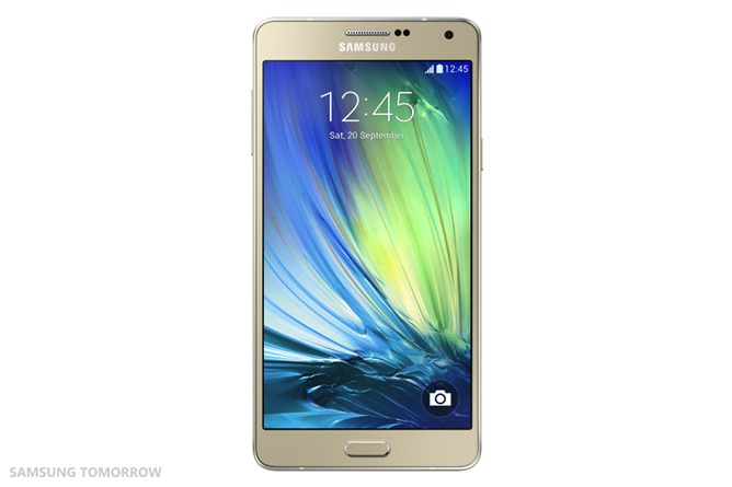 Samsung Brings Its A-Series To The Big Screen Crowd With The 5.5-Inch Galaxy A7