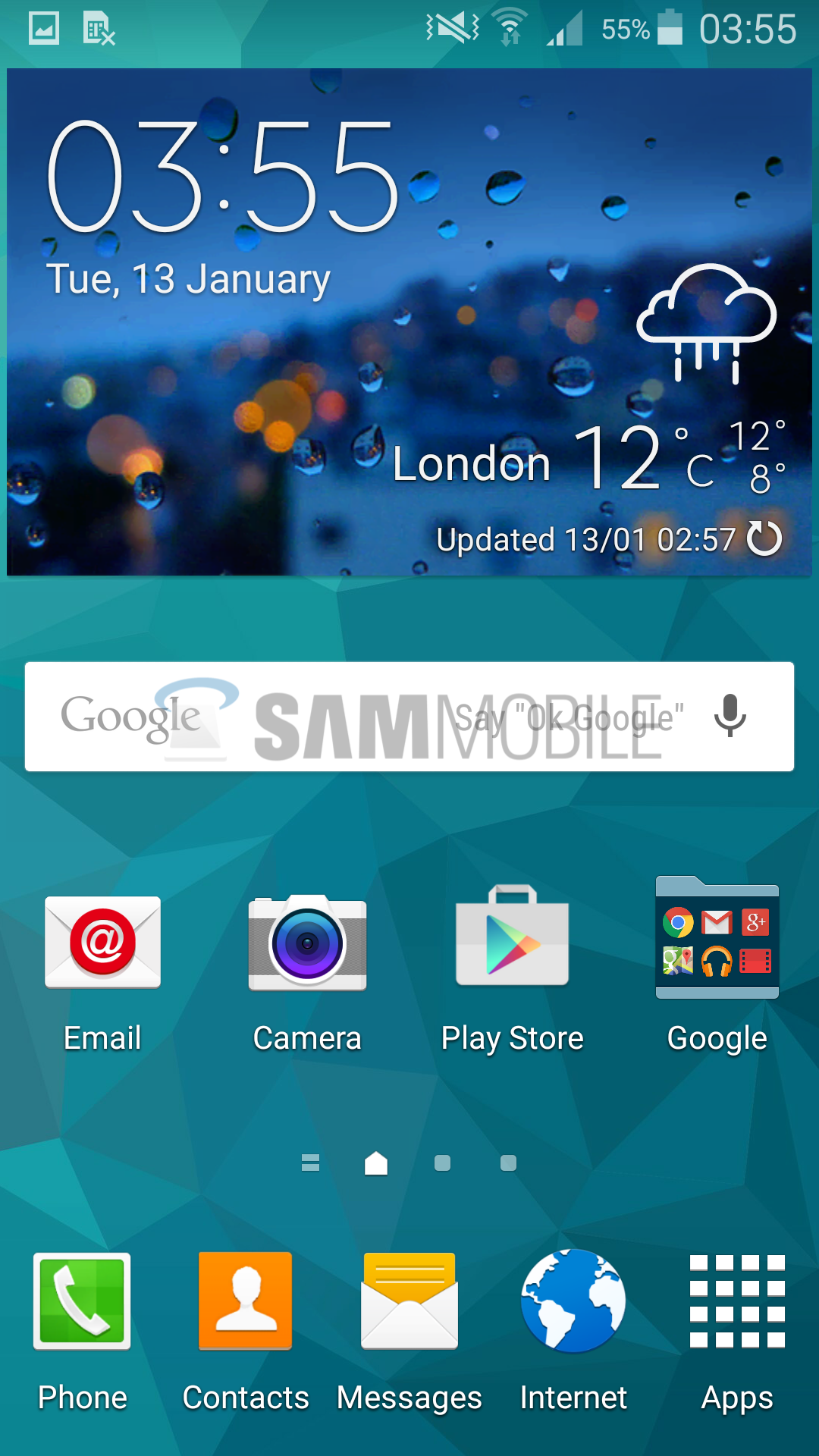 Samsung Has Started Rolling Android 5.0 Out To The Galaxy S5 In The UK