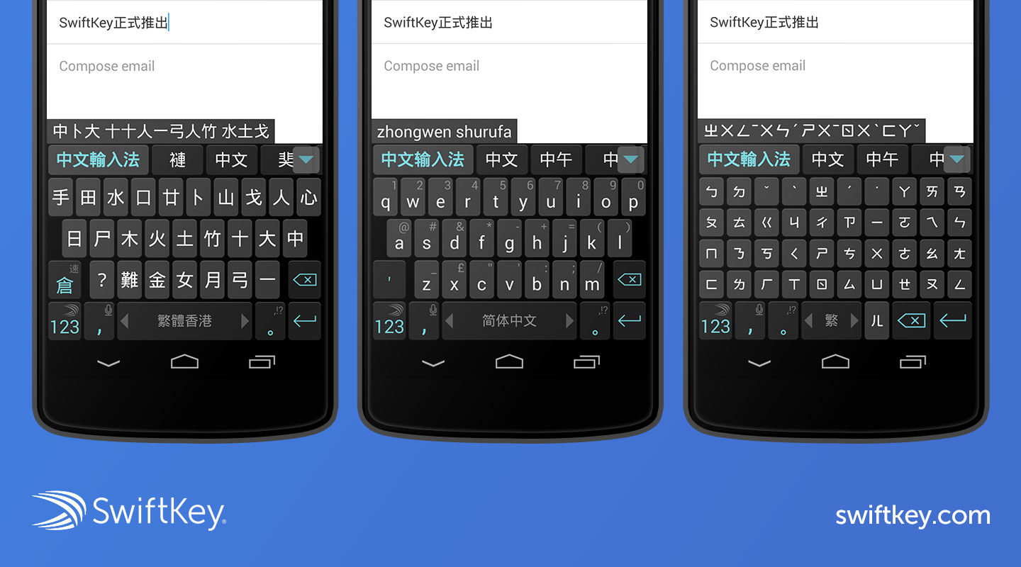 SwiftKey Keyboard Learns Chinese, Khmer, And Lao In Version 5 2