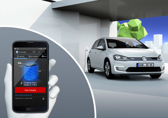 VolkswagenCharging
